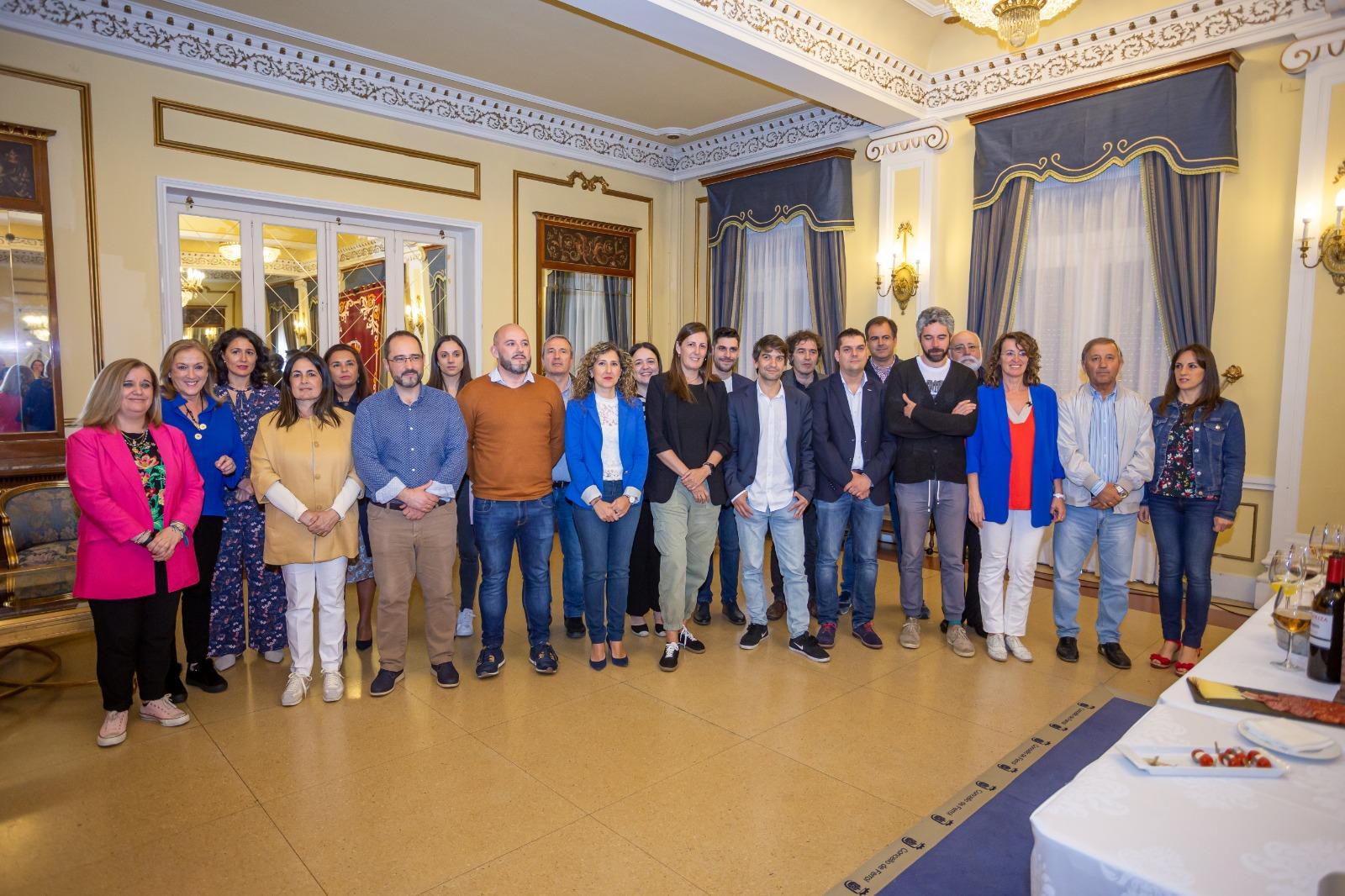 DERRADEIRO PLENO E DESPEDIDA DO MANDATO DA CORPORACIÓN 2015/2019