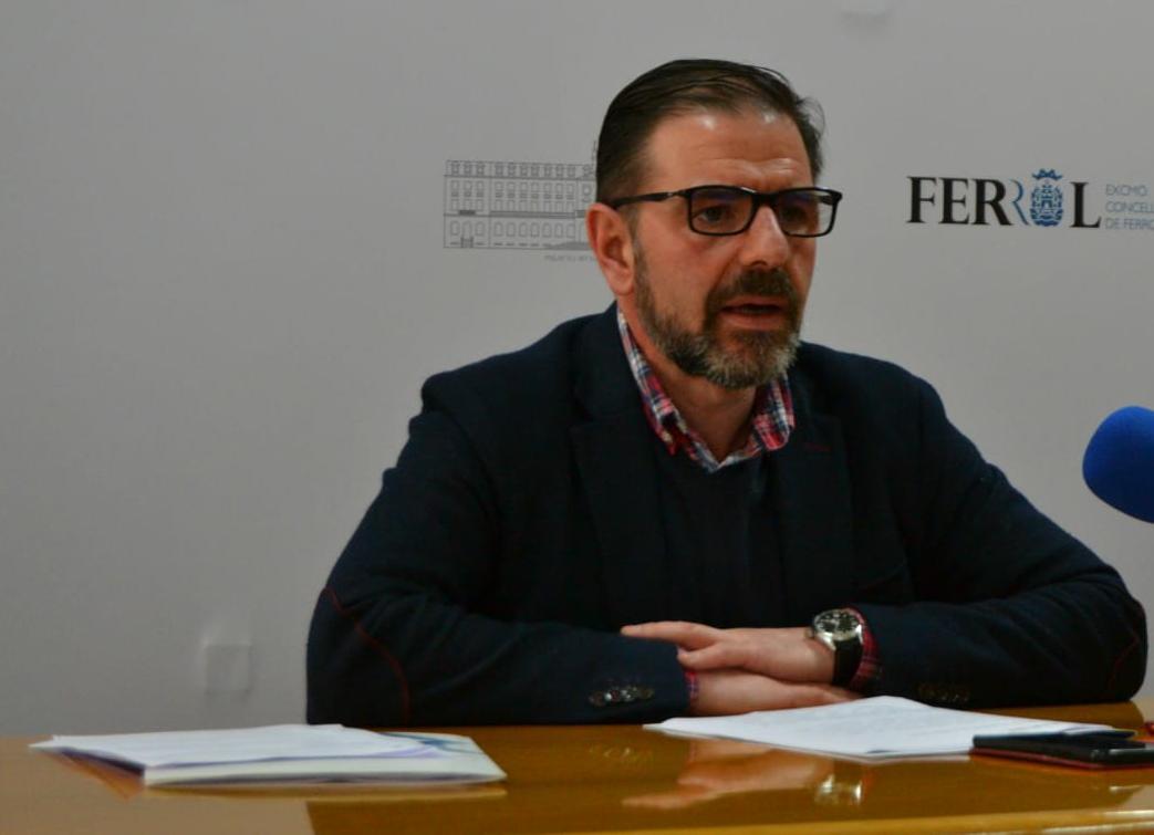O alcalde ordena a tramitación dunha operación de crédito de 7 millóns de euros para que o Concello poida afrontar a crise con suficiente liquidez